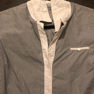 James Perse Tops - James perse short sleeve collared shirt